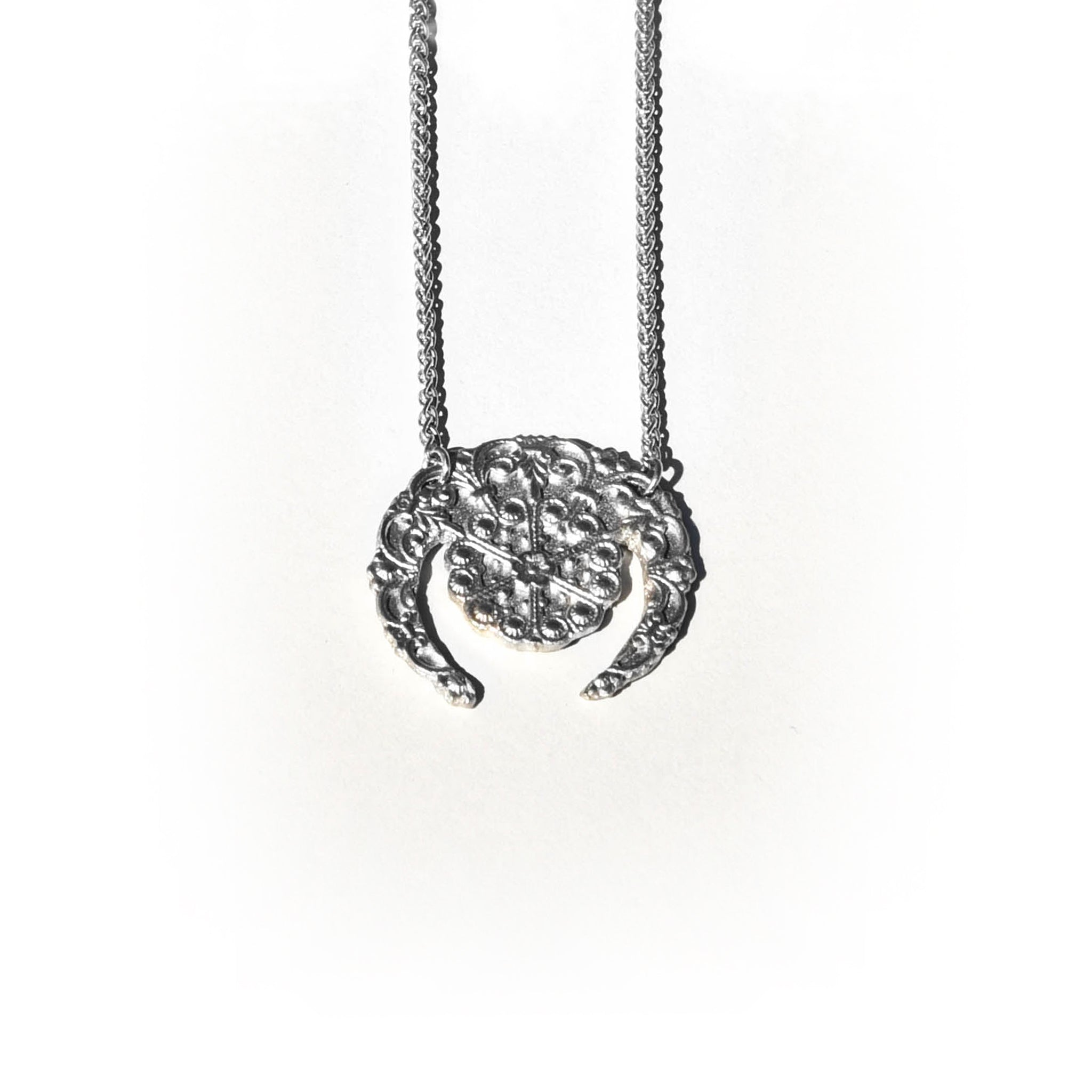 Anaïs Necklace in Sterling Silver