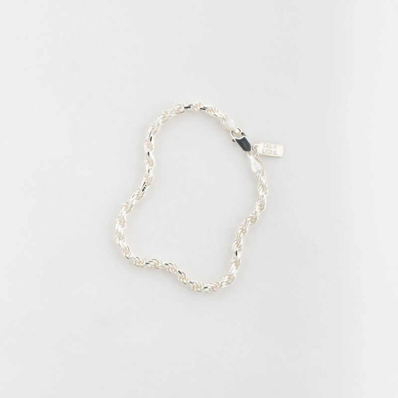 Eternal Link Bracelet in Silver