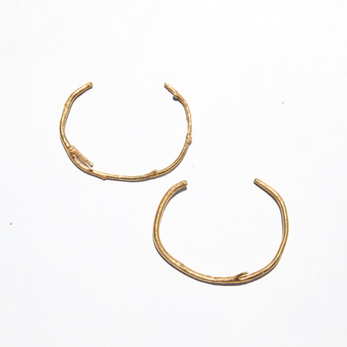 Gold Branch Cuffs