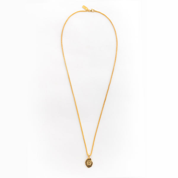 Gaïa Necklace in Gold