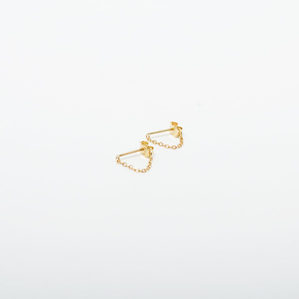 Kaya Earrings in Gold