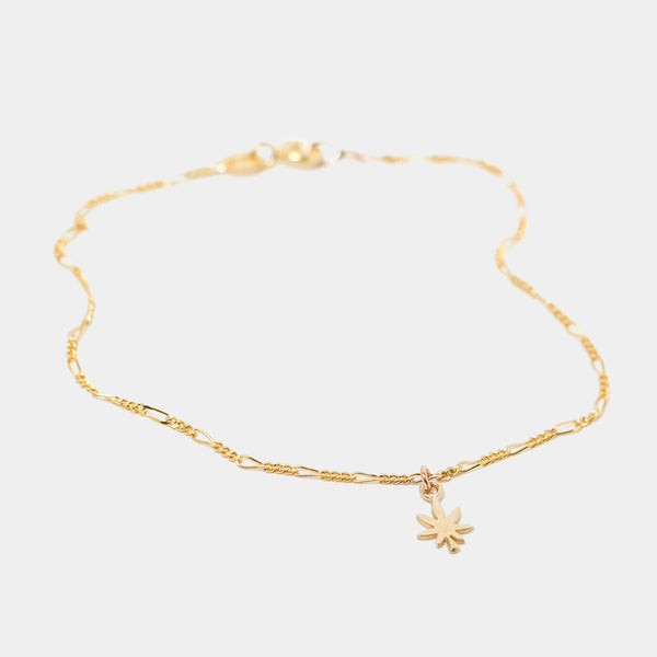 Mary Jane Bracelet in Gold