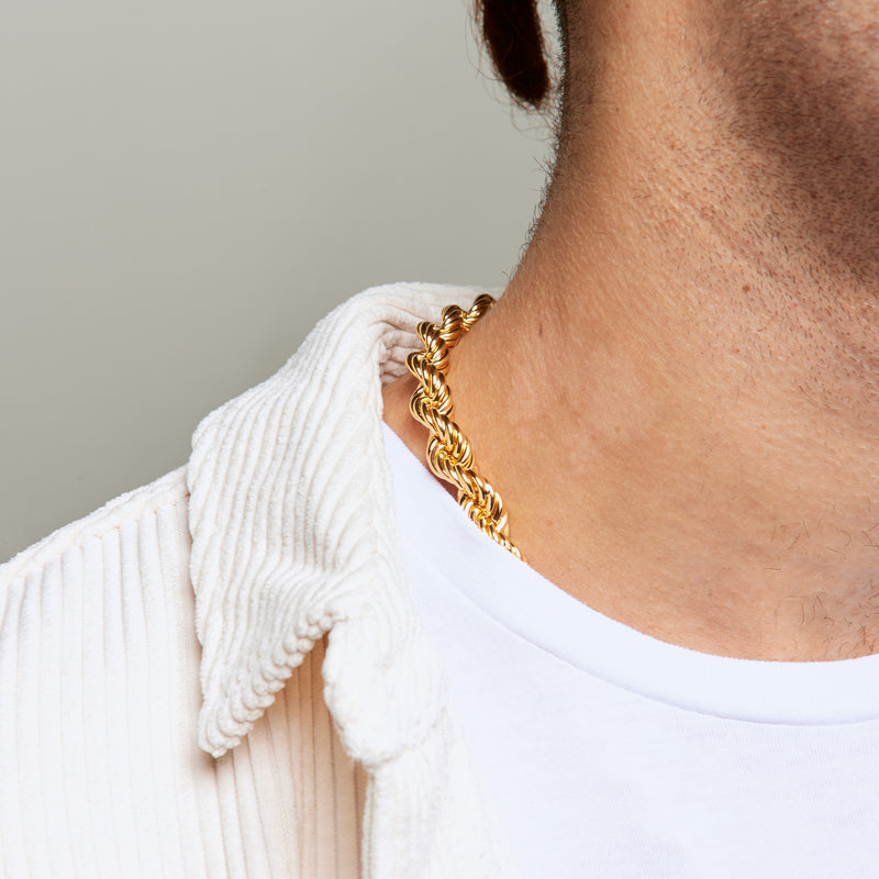Papi Eternal Chain in Gold