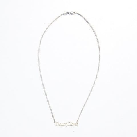 Luna Necklace in 14k Gold Vermeil