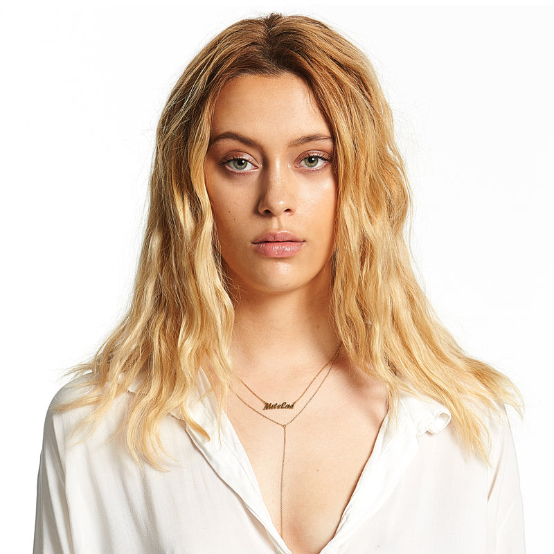 Kaya Minimal Necklace