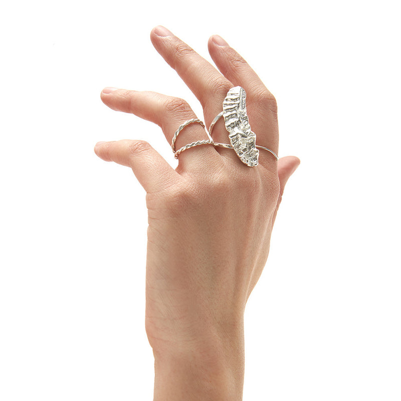 Dellal Seashell Ring