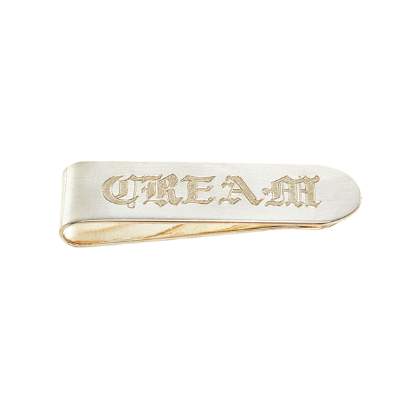 Sterling Silver C.R.E.A.M. Money Clip