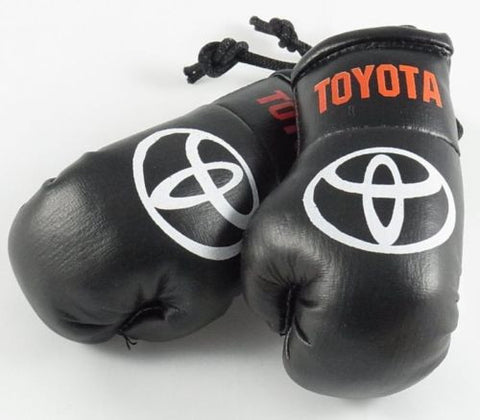 Toyota Mini Boxing Gloves Truckers Replica Gloves