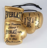 Mini Boxing Gloves replica Limited Edition Elvis Muhammad Ali