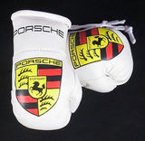 Porsche  Mini boxing gloves ideal for rear view mirror