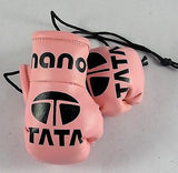 TATA Nano  Mini boxing gloves ideal for rear view mirror