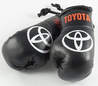 Toyota  Mini boxing gloves ideal for rear view mirror