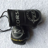 Opel Corsa Mini Boxing Gloves (ideal to hang from the rear view Mirror)