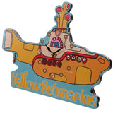 The Beatles yellow submarine clock