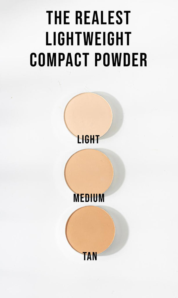 #THEREALESTFAM: Foundation X Compact Powder