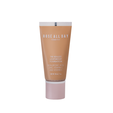 The Realest Lightweight Foundation Beige