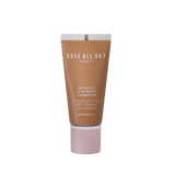 The Realest Lightweight Foundation Caramel