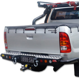 Rear Protection Bars