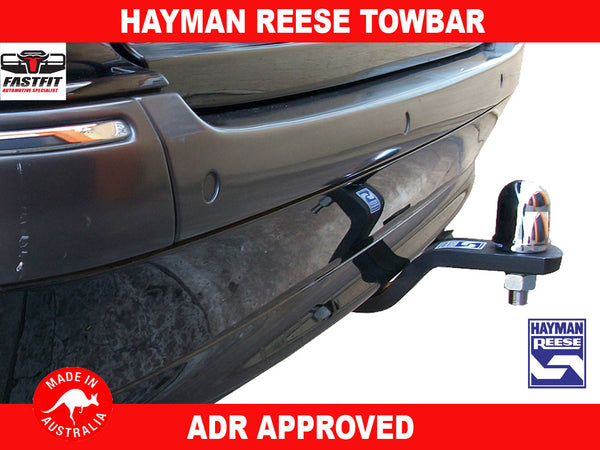 Hayman Reese Towbar to suit MTO MERCEDES E CLASS WAGON 10/1996-5/2002