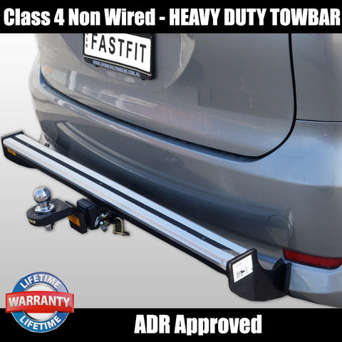 Hayman Reese Heavy Duty Towbar To Suit Toyota Tarago 03-2006 ON