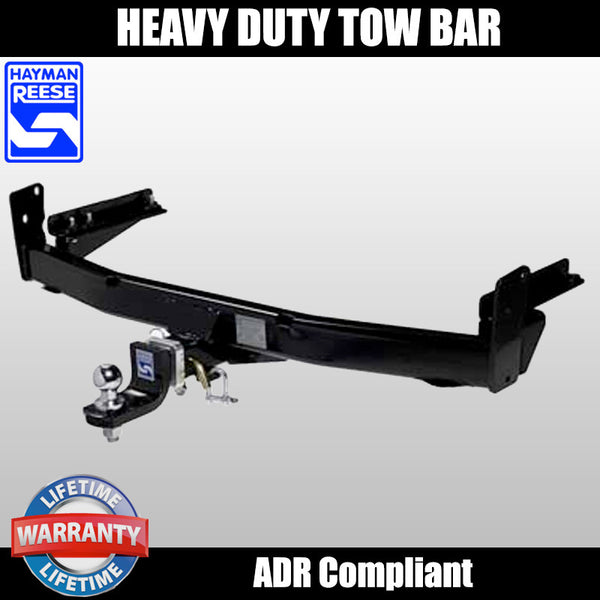Hayman Reese Heavy Duty Tow Bar To Suit Subaru Forester - 04/2008 - 09/2012