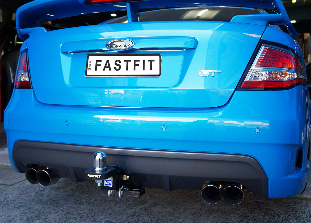 Hayman Reese Heavy Duty Towbar To Suit Ford Falcon Fg