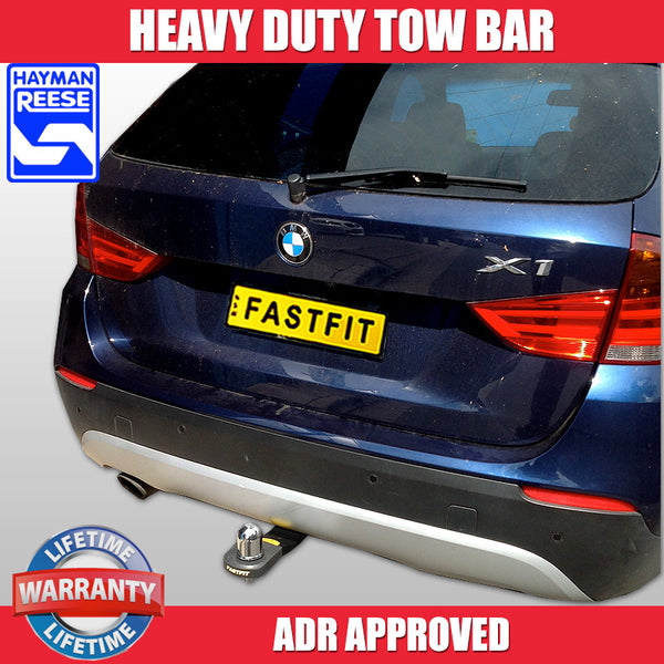 Hayman Reese Heavy Duty Tow Bar To Suit BMW X1 E84 - 04/2010 ON