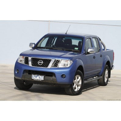 Fastfit Heavy Duty Tow Bar To Suit Nissan Navara D40 Single and Dual With No Step- 2010 ON
