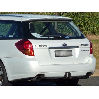FastFit Heavy Duty Tow Bar To Suit Subaru Liberty Wagon - 09/2009 ON
