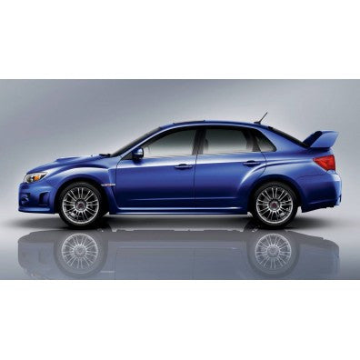 FastFit Heavy Duty Tow Bar To Suit Subaru Impreza WRX Sedan - 09/2007 To 01/2012