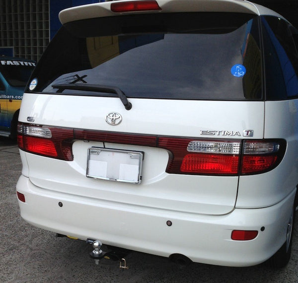 FastFit Standard Tow Bar to Suit Imported Toyota Estima 01/2000 - 02/2006