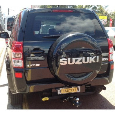 FastFit Heavy Duty Tow Bar To Suit Suzuki Grand Vitara 5 Door SUV Wagon -  09/2009 ON