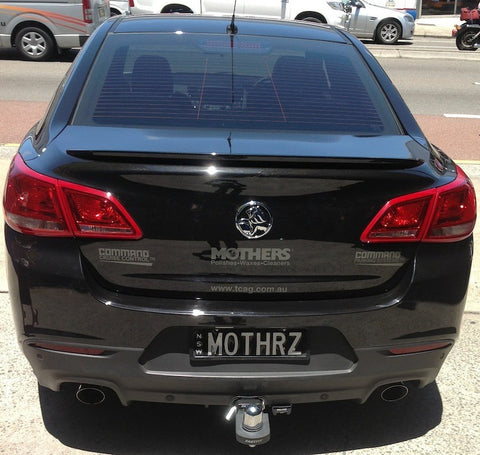 FastFit Heavy Duty Tow Bar To Suit Holden Commodore VE Sedan - 2013 ON