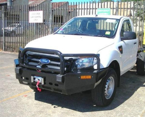 FastFit Bumper Replacement Bull Bar To Suit Ford Ranger PX - 10/2011 ON