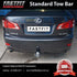 FastFit Standard Tow bar To Suit Lexus IS350/IS250