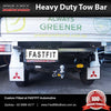 Fastfit Heavy Duty Towbar To Suit Mitsubishi Triton UTE Tray No Bumper MY10 10/09 - ON