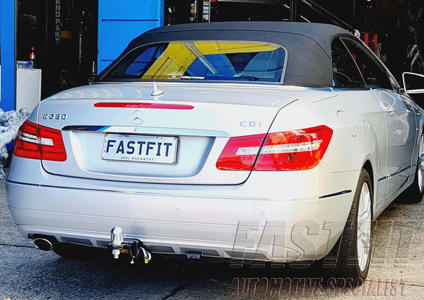 FASTFIT CUSTOM MADE TOWBAR TO SUIT MERCEDES E250 CDI