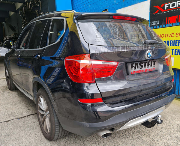 Hayman Reese Heavy Duty TowBar to suit BMW F25 X3 2011-ON