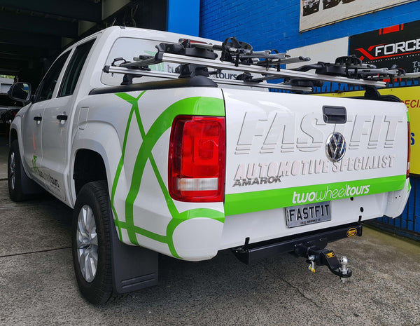 TRAILBOSS TowBar to suit VOLKSWAGON AMAROK WITHOUT STEP 2/2011-ON