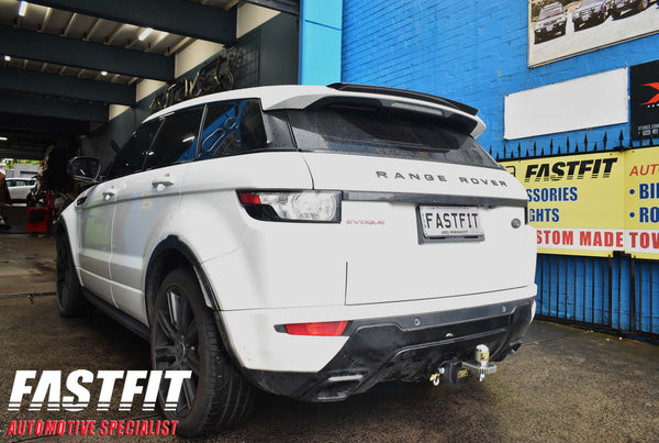 TRAILBOSS TOWBAR TO SUIT ON RANGE ROVER EVOQUE SUV L538 SERIES 2011-12/2018