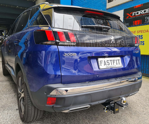 TRAILBOSS TowBar to suit PEUGEOT 3008 2015-ONWARDS