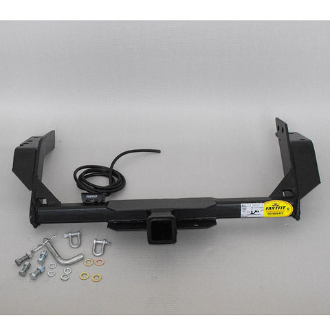 FastFit Heavy Duty Tow Bar To Suit Mazda BT50 - 2007- 08/2011