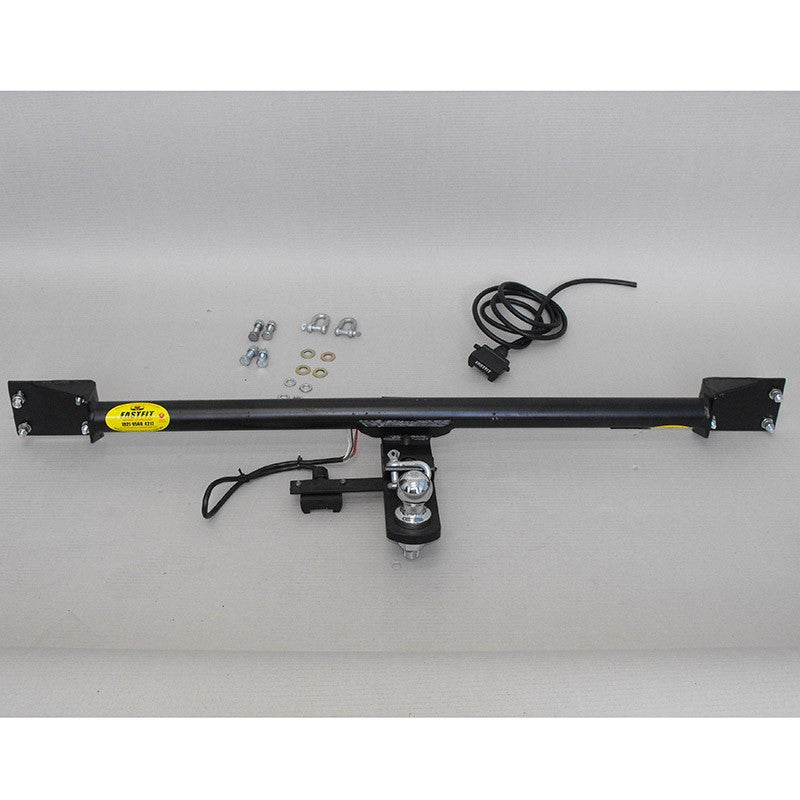 Admirable Fastfit Standard Tow Bar To Suit Toyota Camry Wagon 1993 1997 Wiring Cloud Nuvitbieswglorg
