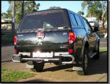 MITSUBISHI TRITON ML - 07/2006 ON