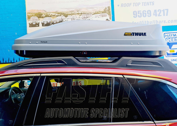 THULE TOURING M to suit  SUBARU OUTBACK