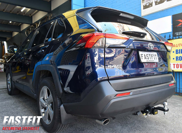 FAST FIT TOWBAR TO SUIT ON TOYOTA RAV 4 2019-ON