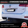 FastFit Standard Tow Bar To Suit Volkswagen Touareg 2011 - ON