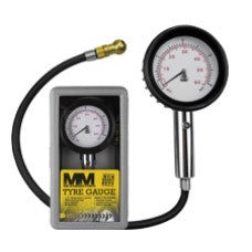 MEAN MOTHER PRESSURE GAUGE WITH 3 & 1/2 INCH DISPLAY