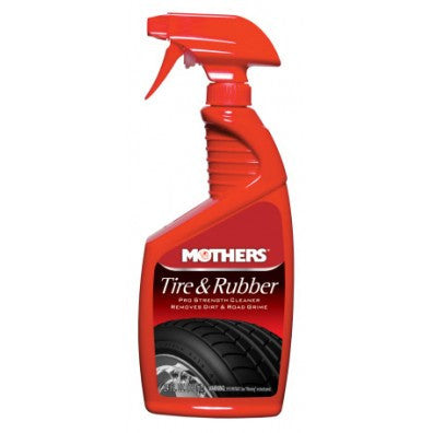 MOTHERS TYRE & RUBBER CLEANER 710ml