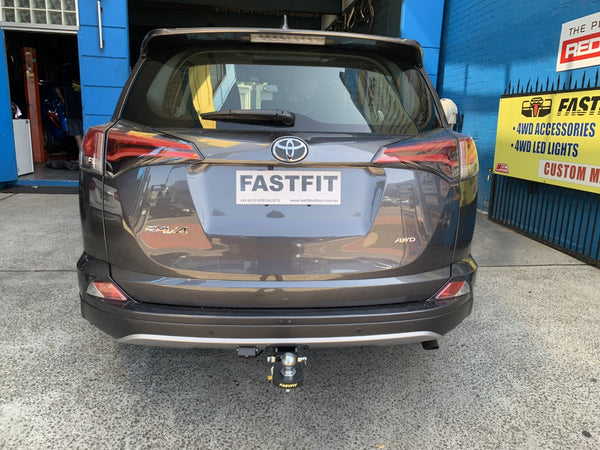 TRAILBOSS Towbar to suit TOYOTA RAV4  AWD 5D 2/2013-12/2018